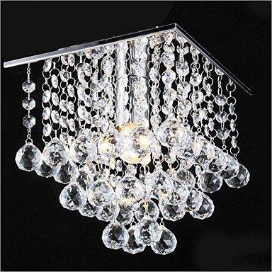 bobo Lampade da soffitto, 1 Luce, Cristallo Artistico placcatura MS-SX-86002-E2701