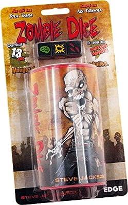 Asmodée - UBIZD01 - Dés et Jeux de dés - Zombie Dice