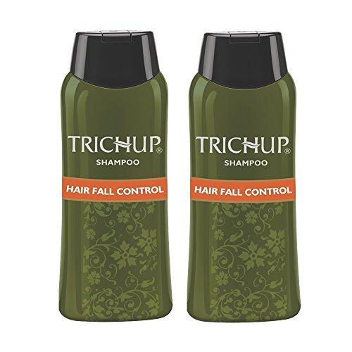Trichup Haar Fall Kontrolle Kräuter Haare Shampoo (200 ml x 2) (Packung von 2) -
