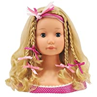 Molly Dolly Bambolina Boutique Deluxe Styling Head Doll