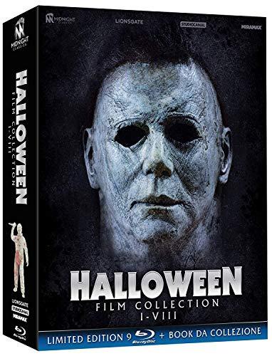 Blu-Ray - Halloween Film Collection (9 Blu-Ray) (1 BLU-RAY)