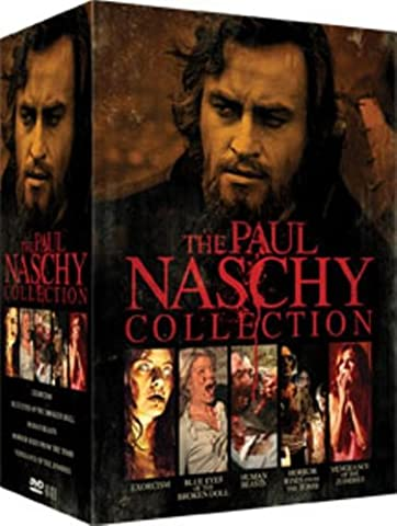 Paul Naschy Collection [Import USA Zone 1]