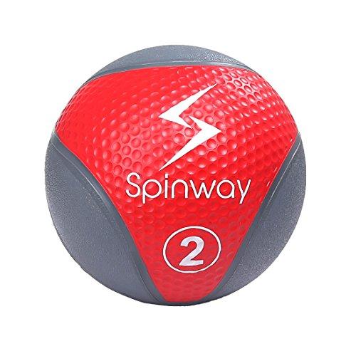 Spinway® Rubber Medicine Ball