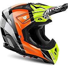 Airoh Helmet Aviator 2.2 Revolve, Naranja, tamaño S