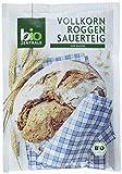 biozentrale Vollkorn Roggen Sauerteig | 1 x 100g Sauerteig getrocknet | Ideal für Brote, leckere Kuchen oder...