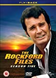 Rockford Files-Series 5 [Reino Unido] [DVD]
