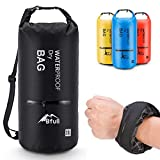 BFULL Waterproof Dry Bag 10L/20L [Lightweight Compact] Roll Top Water Proof Backpack 2