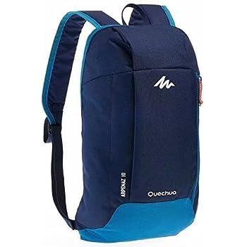 X-Sports Decathlon QUECHUA Kids Adults Outdoor Backpack Daypack Mini Small Bookbags10L (Dark Blue