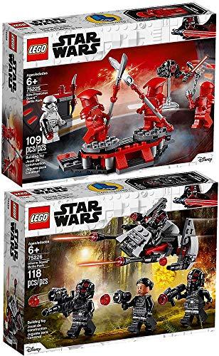 LEGO® Star Wars 2er Set 75225 75226 Elite Praetorian GuardTM Battle Pack + Inferno SquadTM Battle Pack
