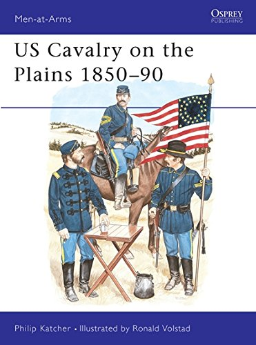 Price comparison product image US Cavalry on the Plains,  1850-90 (Men-at-arms)
