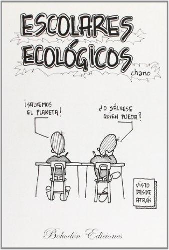 Escolares Ecológicos (Autor) por Sebastián Puche Hernández