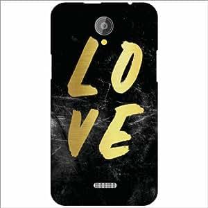 XOLO Omega 5.5 Back Cover - Silicon Love Designer Cases