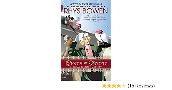 Queen of hearts the royal spyness series ebook rhys bowen queen of hearts the royal spyness series ebook rhys bowen amazon kindle store fandeluxe Image collections
