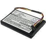 Cricel CS-WB723MD Batterie de Rechange pour Tomtom -XL IQ, XL2 V4, 4et0.002.02, 4 et 03, XL, XL Live 4Em0.001.02 Vacances (Produit Import)