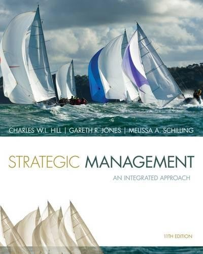 Pdf Download Strategic Management Theory Cases An
