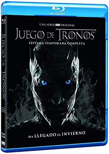 Juego De Tronos Temporada 7 Blu-Ray [Blu-ray]