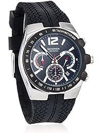 Sekonda 3495.27. 3495 - Reloj para hombres color negro