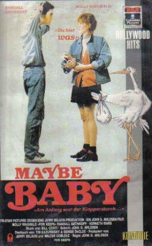 Maybe Baby - Am Anfang war der Klapperstorch [VHS]