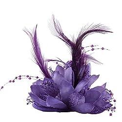 HFJ YIE H Tocados de flor p...