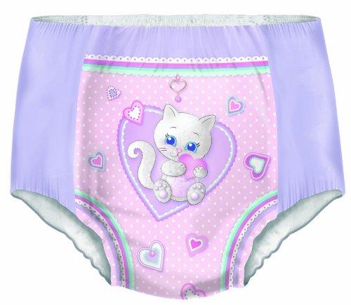 Dry Nites Pyjama Unterhosen Girl 4-7 Jahre, 3er Pack (3 x 10 Stück) - 2