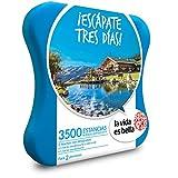 Smartbox La Vida es Bella - Caja Regalo - ¡ESCÁPATE Tres DÍAS! - 3500 estancias Rurales y hoteles de hasta 4*