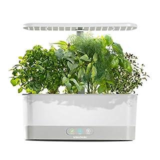 AeroGarden Harvest Slim with Gourmet Herb Seed Pod Kit, White (B07DGSXTP4) | Amazon price tracker / tracking, Amazon price history charts, Amazon price watches, Amazon price drop alerts