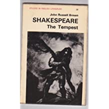"""Shakespeare's """"Tempest"""" (Study in English Literature)"""