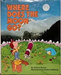 Where Does the Moon Go? (Question of Science Book)