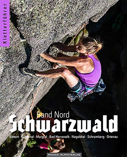 Kletterführer Schwarzwald Nord: inkl. App