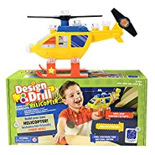 Learning Resources Design and Drill Power Play Vehicles - Helicopter