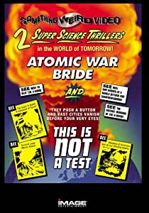 Atomic War & This Is Not a Test [DVD] [1960] [Region 1] [US Import] [NTSC]