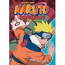 Naruto Anime Profiles Vol 2 Hiden Shippu Emaki Shonen Jump