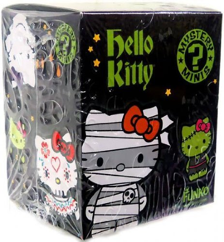 Funko Hello Kitty HALLOWEEN Mini Vinyl Figure Mystery PACK [1 Random Figure] by Hello Kitty