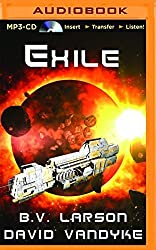 Exile (Star Force) by B. V. Larson (2016-01-05)