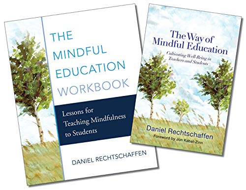 The Mindful Education Two-Book Set por Daniel Rechtschaffen