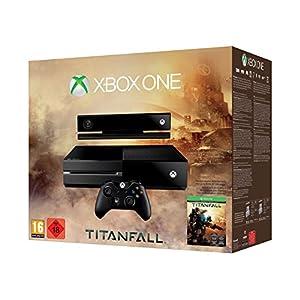 Xbox One Konsole + Kinect inkl. Titanfall (DLC)