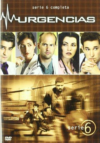 Urgencias. Serie 6 [DVD]