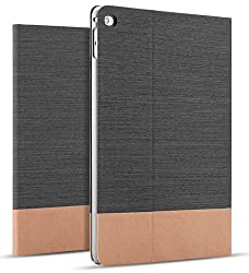 Torras Denim Optik Series ist eine moderne Hülle für das ipad air 2 . Diese ipar air 2 Tasche sieht sehr elegant aus und hat ein super angenehmes Handgefühl.  Kompatibel mit ipad air 2  Oberseite besteht aus 2 Teilen, Kratzfestes Material und Kunstle...