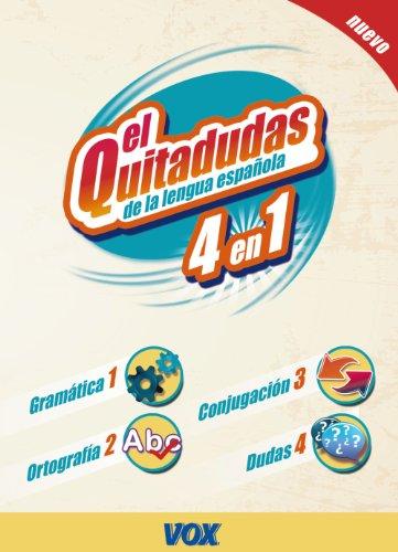 El Quitadudas de la Lengua Española (Vox - Lengua Española - Manuales Prácticos) por Aa.Vv.