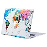 MOSISO Coque Compatible MacBook Air 13 Pouces A1369/A1466 2010-2017, Ultra Mince...