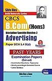 Advertising for B.Com Hons Semester 5 for Delhi University by Shiv Das