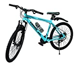 COSMIC FLASH MTB BICYCLE (21 SPEED) BLUE/WHITE