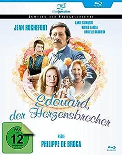 Edouard, der Herzensbrecher (Filmjuwelen) [Blu-ray]