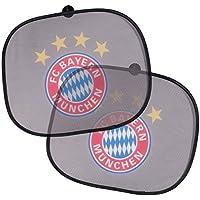 FC Bayern Sonnenblenden 2er-Set
