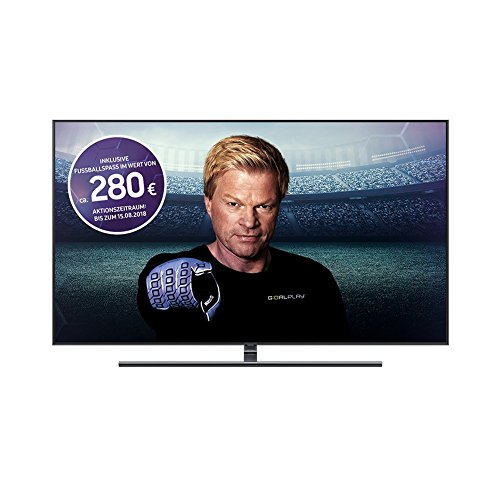 "Samsung 65"" GQ65Q9FN 4K QLED Fernseher (Q HDR 2000, Twin Tuner, Ultra Black Elite, Smart TV)"