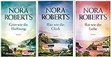 Nora Roberts, Ring Trilogie, Band 1,2,3 (Ring Trilogie)