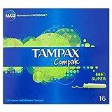 Tampax Compak Super 16 Tamponi immagine
