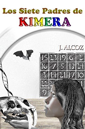 Los Siete Padres de Kimera por Jorge Alcoz