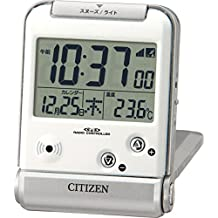 CITIZEN Alarm clock Pal digit Bera R081 Radio-Controlled Wrist Watch 8RZ081-019 (Japan Import)