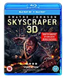 Skyscraper (3D Blu-ray + Blu-ray) [2018] [Region Free]
